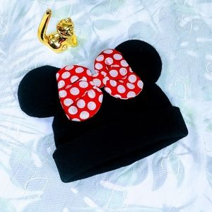 Minnie mouse ⭐winter fashion hat girls one size